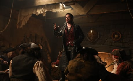 Yo Ho! A Pirate's Life for Me! - Once Upon a Time Season 6 Episode 20