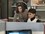 Returning To the Firm - The Good Wife