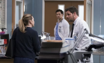 Watch Grey's Anatomy Online: Season 15 Episode 16