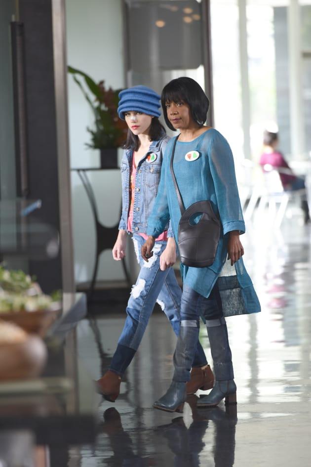 Shopping on The Orville Season 1 Episode 7