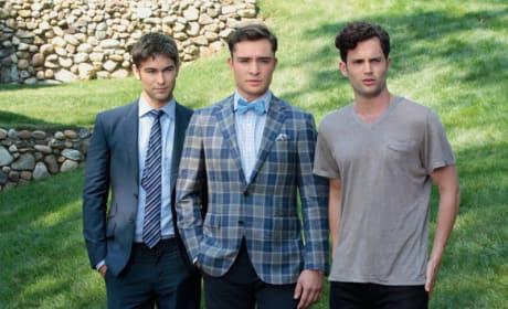 Nate, Chuck and Dan