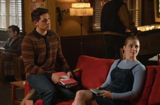 Making The Grade - Riverdale Season 4 Episode 18