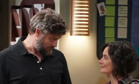 Do you want Darlene and David to get back together permanently?