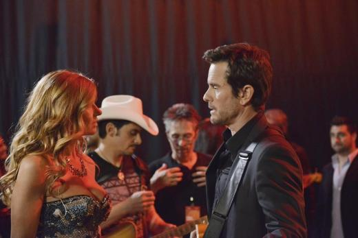 Rayna and Deacon Scene