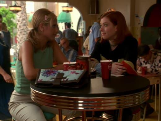 Friends Again - Buffy the Vampire Slayer Season 3 Episode 2