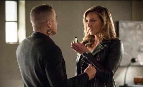 Black Siren Has a Plan - Arrow Season 6 Episode 16