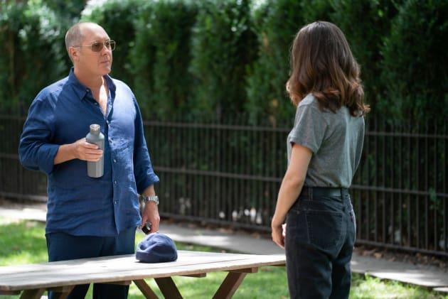 Always His Daughter - The Blacklist Season 6 Episode 1