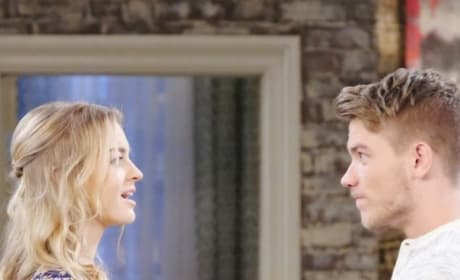 Suspicious of His Girlfriend - Days of Our Lives