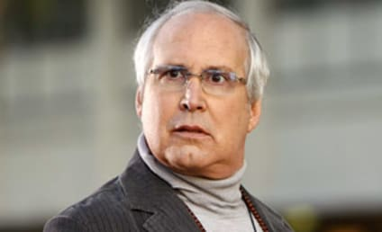 Chevy Chase Dishes on Community Character