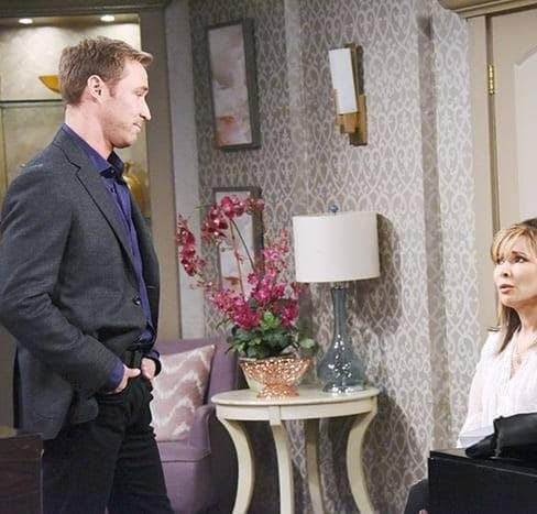 An Unwelcome Reception (Tall) - Days of Our Lives