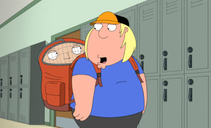 Family Guy: Watch Season 12 Episode 15 Online