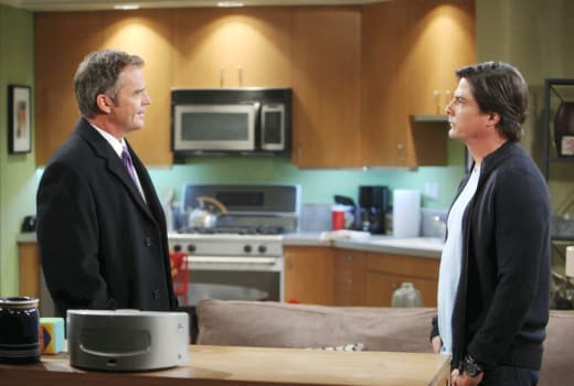 Justin and Lucas Face Off - Days of Our Lives