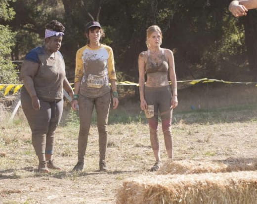 The Mud Run - SMILF Season 1 Episode 4