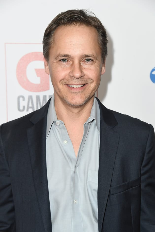 Chad Lowe Attends Event - Supergirl