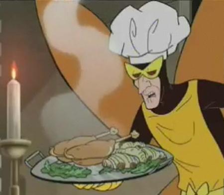 Monarch's Chef