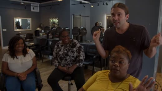 Tammye's Makeover - Queer Eye Season 2 Episode 1