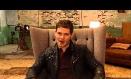 Joseph Morgan Teases The Originals Holiday Episode, Mikaelson Family Reunion