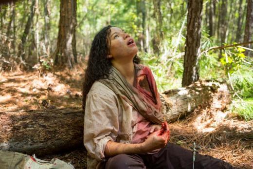 Wounded Rosalee - Underground Season 2 Episode 3