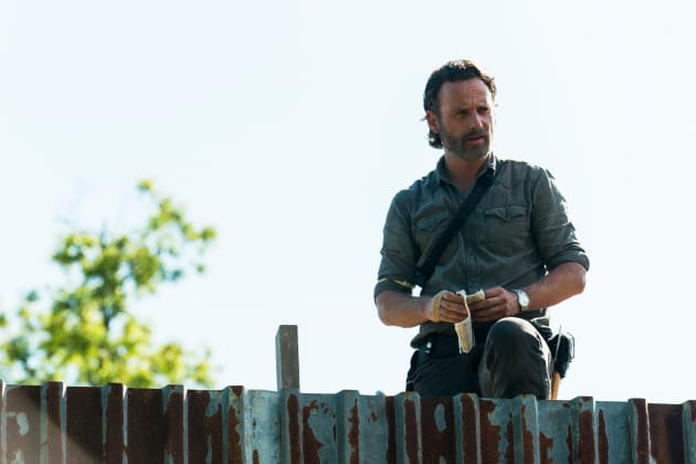 The Calm Before The Storm - The Walking Dead Season 8 Episode 1