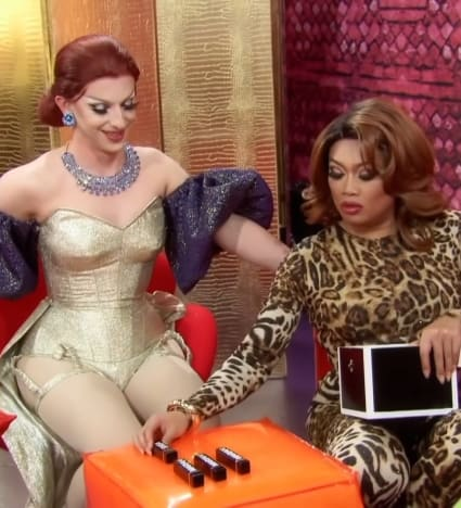 Counting The Votes - Tall - RuPaul's Drag Race All Stars Season 5 Episode 4