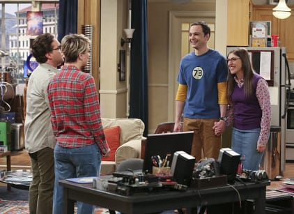 Watch The Big Bang Theory Season 8 Episode 17 Online
