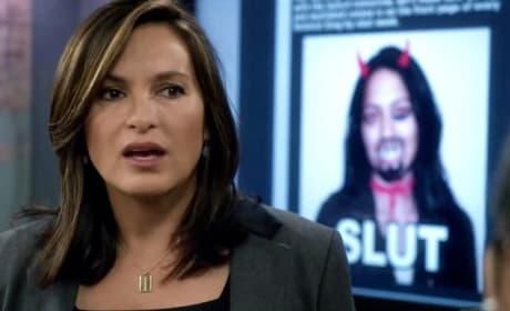 Intimidation Game - Law & Order: SVU Season 16 Episode 14