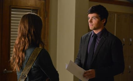 Pretty Little Liars Review: Ezra is Watching