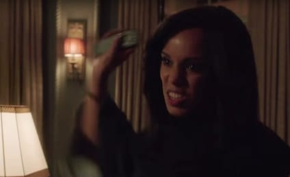 Scandal Promo: You're Fired, Olivia Pope!