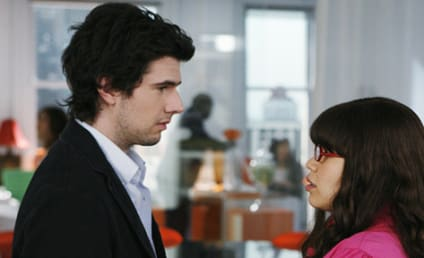 Daniel Eric Gold: Ugly Betty Series Regular