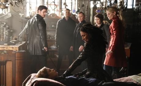Surprise, It's Me! - Once Upon a Time Season 6 Episode 19