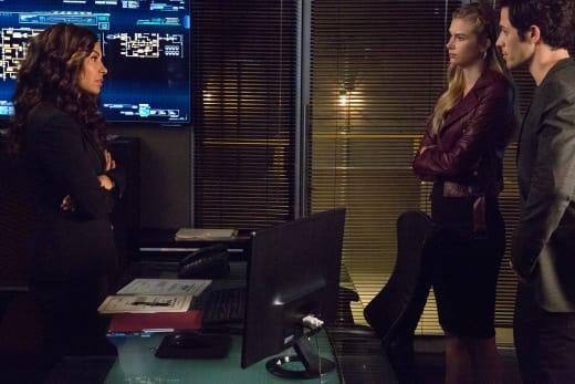 Seriously, again? - Stitchers Season 3 Episode 9