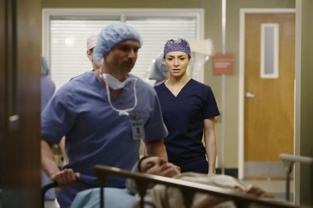 About to Begin... - Grey's Anatomy Season 11 Episode 14