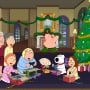 Christmas Ghosts - Family Guy