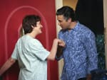 Rogelio and Alba - Jane the Virgin Season 1 Episode 11