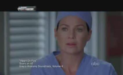 """New Grey's Anatomy Promo: """"Free Fallin'"""" & """"She's Gone"""""""