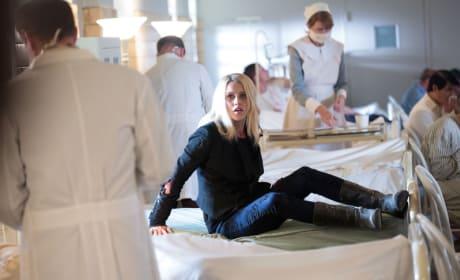 Rebekah, Held Captive