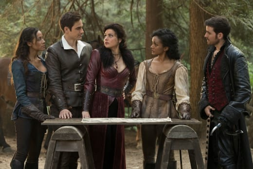 A Team? - Once Upon a Time Season 7 Episode 3