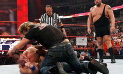 WWE Raw Results: 3/30/09