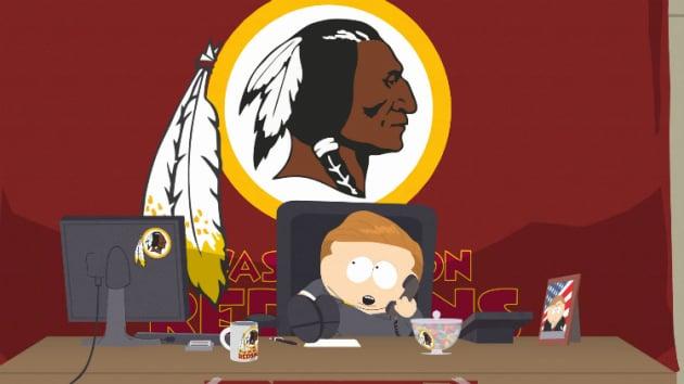 Daniel Snyder on South Park