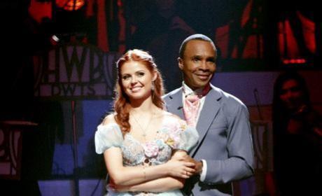 Sugar Ray and Anna
