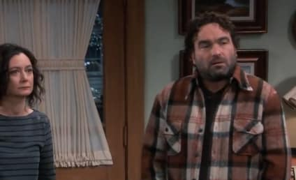 Roseanne: Johnny Galecki's David Returns in New Promo