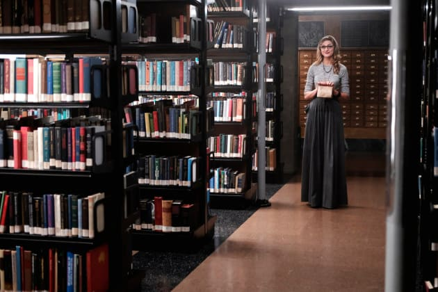 The Librarian Returns - The Magicians Season 2 Episode 11