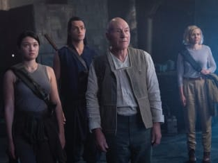 Arrivals - Star Trek: Picard