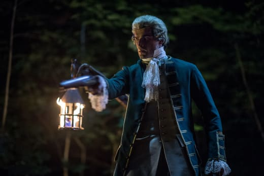 Angry St. Germain - Outlander Season 2 Episode 6