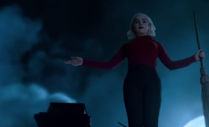 Chilling Adventures of Sabrina Season 2 Trailer Teases Betrayals, Brooms, and Blood