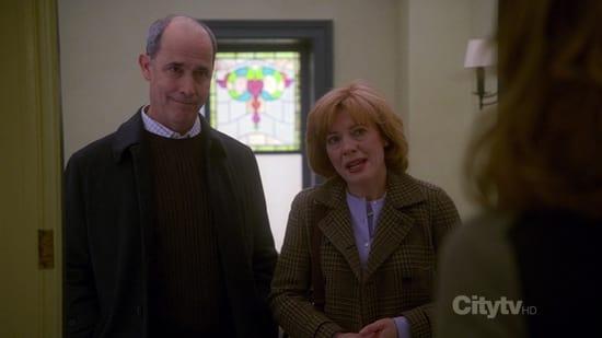 Megan's Parents
