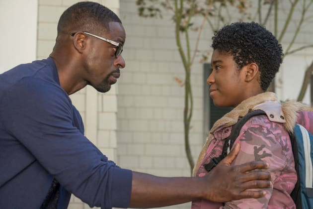 Randall's Goodbye - This Is Us Season 2 Episode 10