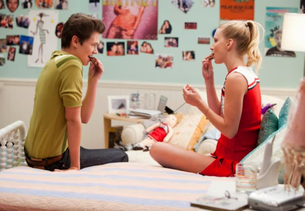 Rory and Brittany