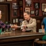 Phyllis at the Bar - Murphy Brown Season 11 Episode 11