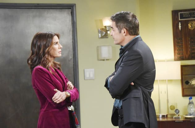 Hope Rejects Rafe - Days of Our Lives